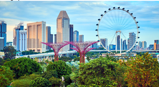 Seize the opportunity to register a company in Singapore